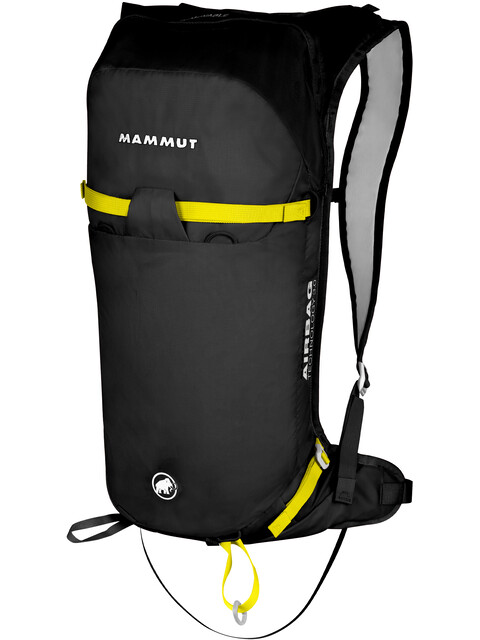 Mammut Ultralight Removable Airbag 3.0 - Mochila antiavalancha - 20l negro